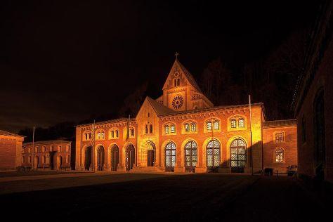 Alte Saline, Bad Reichenhall, Germany