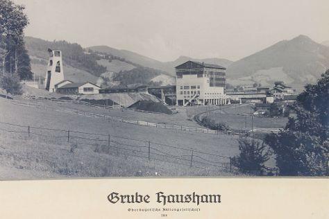 Bergbaumuseum Hausham, Hausham, Germany