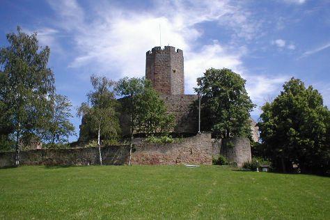Burg Steinsberg, Sinsheim, Germany