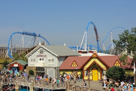 Europa-Park, Rust, Germany