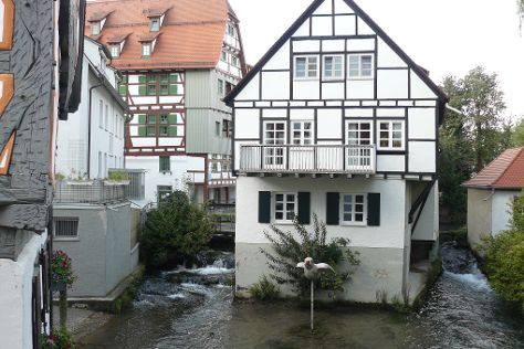 Fishermen's Quarter, Ulm, Germany