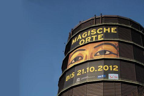 Gasometer Oberhausen, Oberhausen, Germany