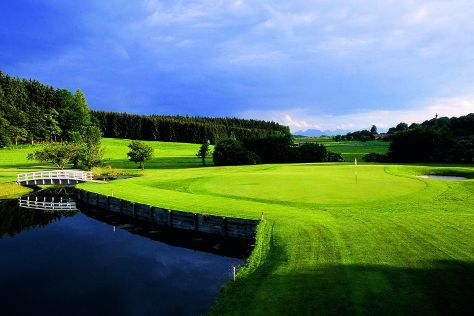 Golf Club Hoslwang im Chiemgau e. V., Hoslwang, Germany