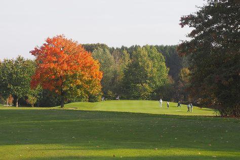 Golf und Country Club Am Hockenberg, Seevetal, Germany