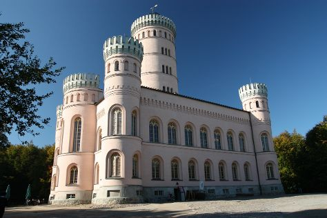 Granitz Hunting Lodge, Ostseebad Binz, Germany