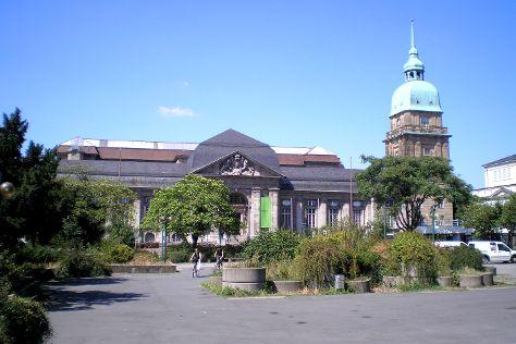 Hessisches Landesmuseum Darmstadt, Darmstadt, Germany