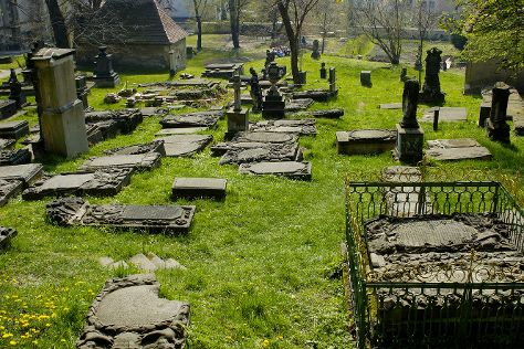 Historischer Nikolaifriedhof, Gorlitz, Germany