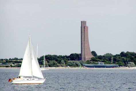 Laboe Naval Memorial (Marine-Ehrenmal), Kiel, Germany