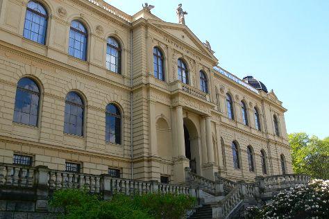 Lindenau Museum, Altenburg, Germany
