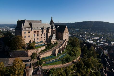 Marburger Landgrafenschloss Museum, Marburg, Germany