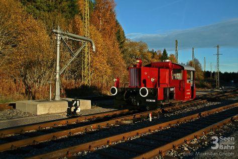 Museumbahn, Seebrugg, Germany