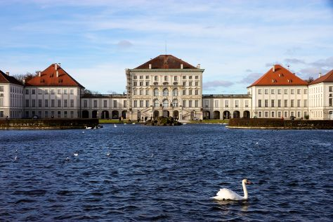 Nymphenburg Palace, Munich, Germany