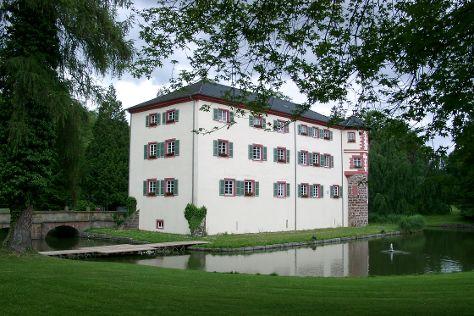 Schloss Eichtersheim, Angelbachtal, Germany