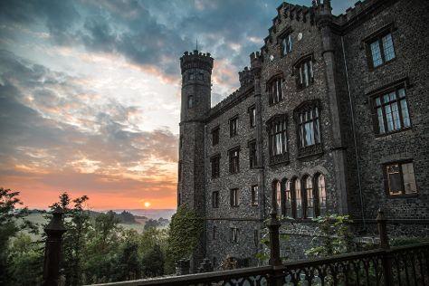 Schloss Schaumburg, Balduinstein, Germany