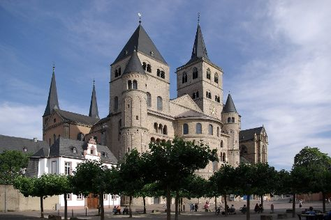 St. Peter's Cathedral (Dom), Trier, Germany