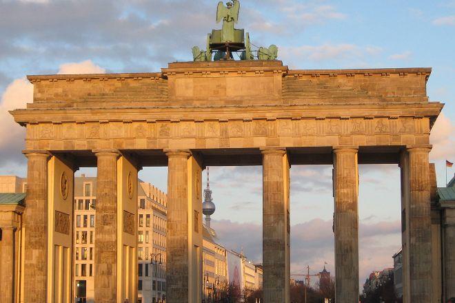 A Friend in Berlin, Berlin, Germany