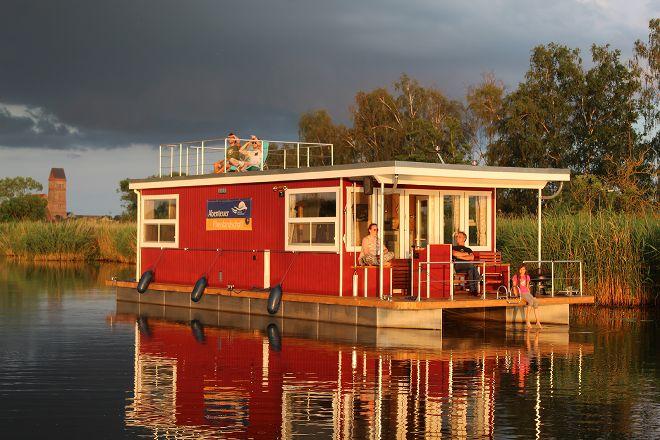 Abenteuer Flusslandschaft, Anklam, Germany