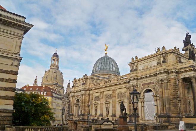 Albertinum, Dresden, Germany