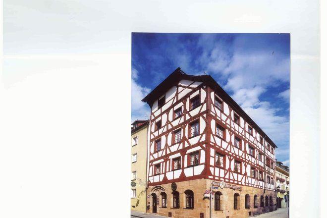 Albrecht Durer's House, Nuremberg, Germany