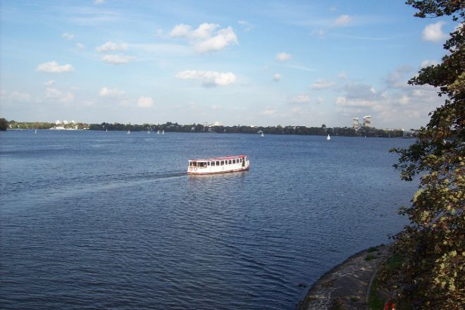 Alster, Hamburg, Germany