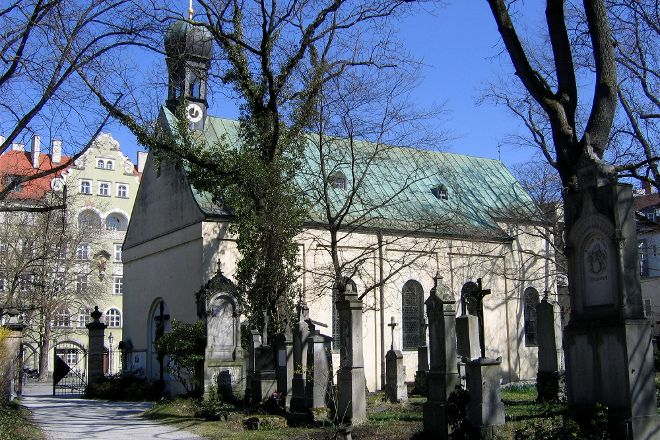 Alter Sudfriedhof, Munich, Germany