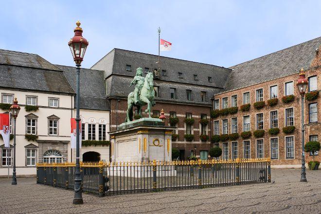Altstadt, Dusseldorf, Germany