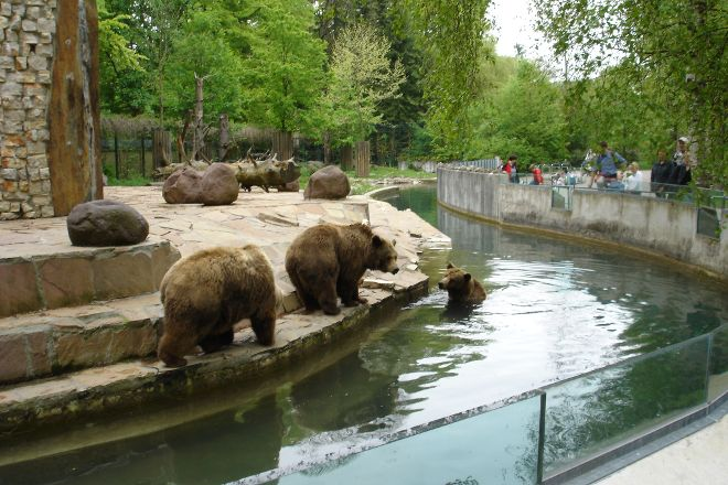 Augsburg Zoo, Augsburg, Germany