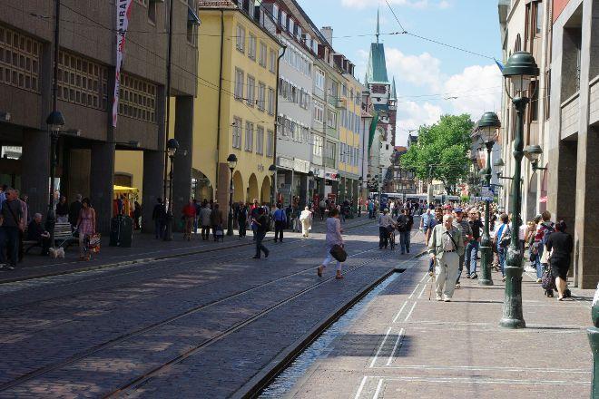 Bachle, Freiburg im Breisgau, Germany