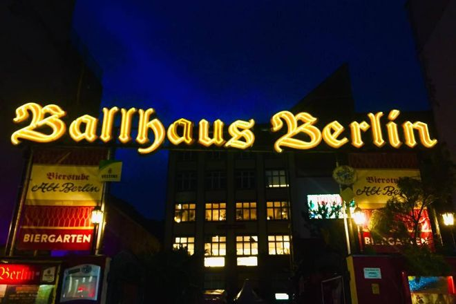 Ballhaus Berlin, Berlin, Germany