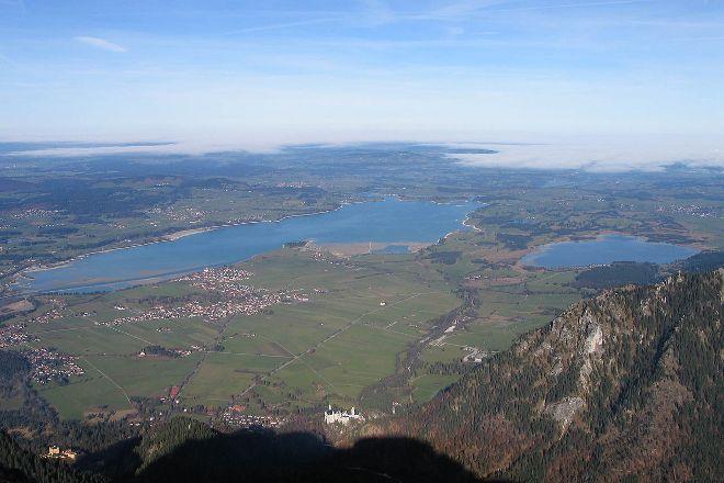 Bannwaldsee, Schwangau, Germany