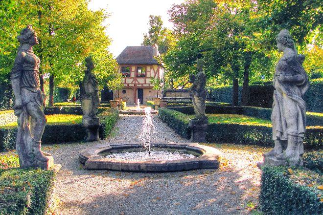 Barockgarten-Hesperidengarten Nurnberg, Nuremberg, Germany