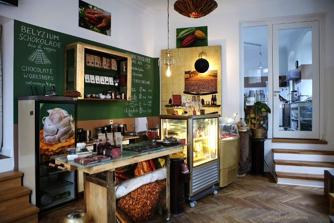 BELYZIUM Artisan Chocolate, Berlin, Germany