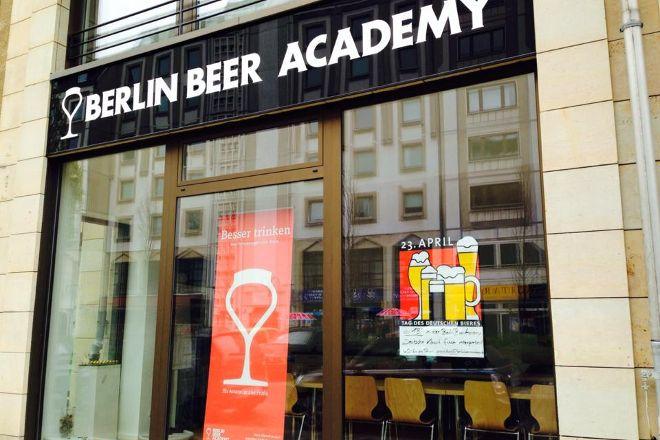 Berlin Beer Academy, Berlin, Germany