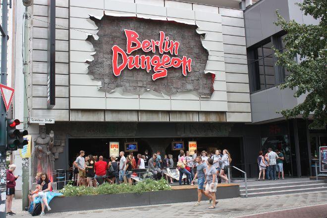 Berlin Dungeon, Berlin, Germany
