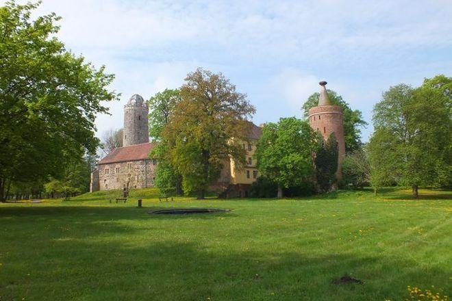 Bischofsresidenz Burg Ziesar, Ziesar, Germany