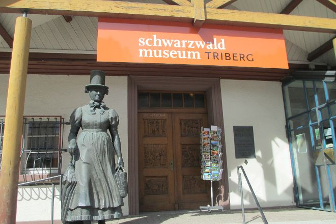 Black Forest Museum (Schwarzwaldmuseum), Triberg, Germany