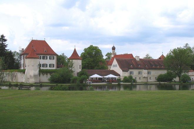 Blutenburg Castle, Munich, Germany