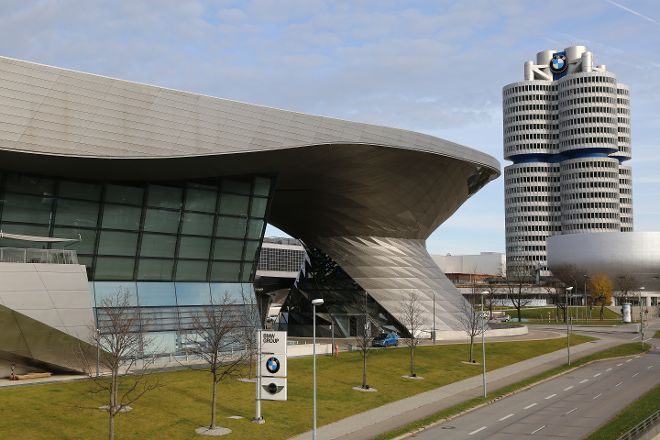 BMW Welt, Munich, Germany