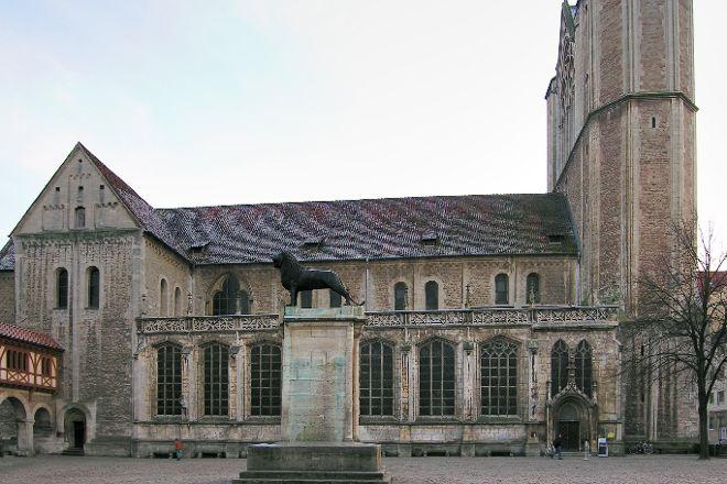 Brunswick Cathedral, Braunschweig, Germany