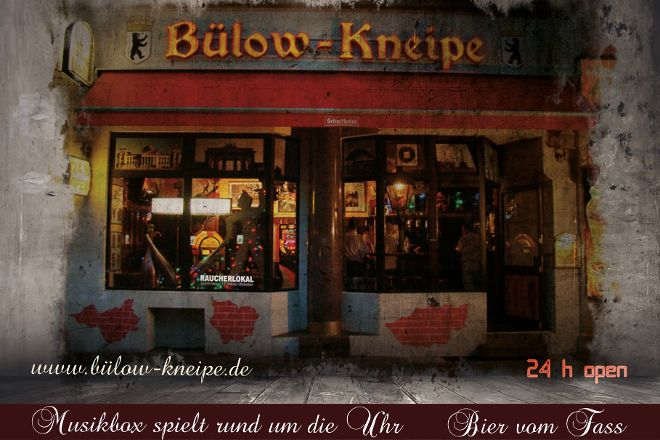 Buelow Kneipe, Berlin, Germany