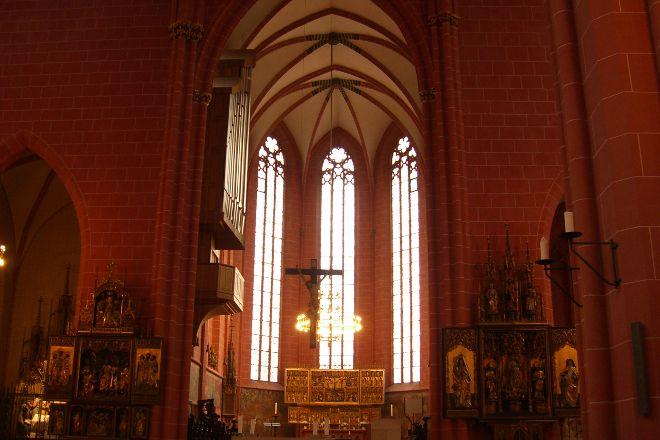Cathedral of St. Bartholomew (Dom St. Bartholomaus), Frankfurt, Germany