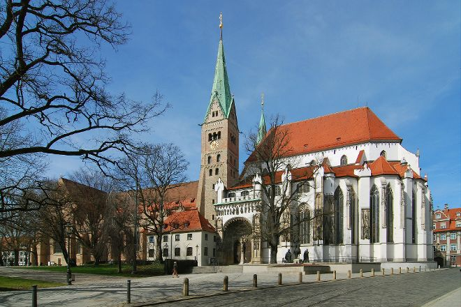 Cathedral of St. Maria (Dom St. Maria), Augsburg, Germany