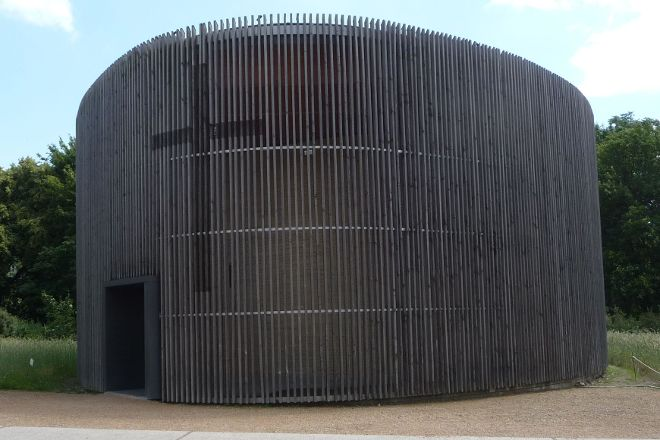 Chapel of Reconciliation, Berlin, Germany