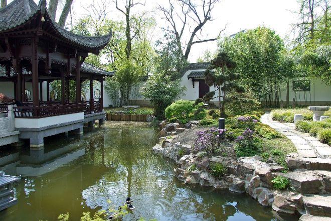 Chinese Garden, Frankfurt, Germany