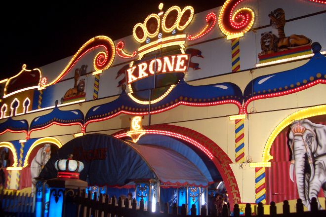 Circus Krone, Munich, Germany
