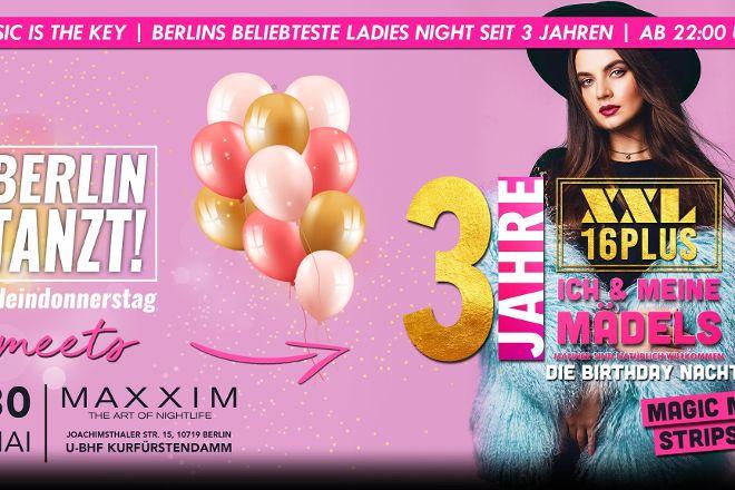 Club Maxxim Berlin, Berlin, Germany