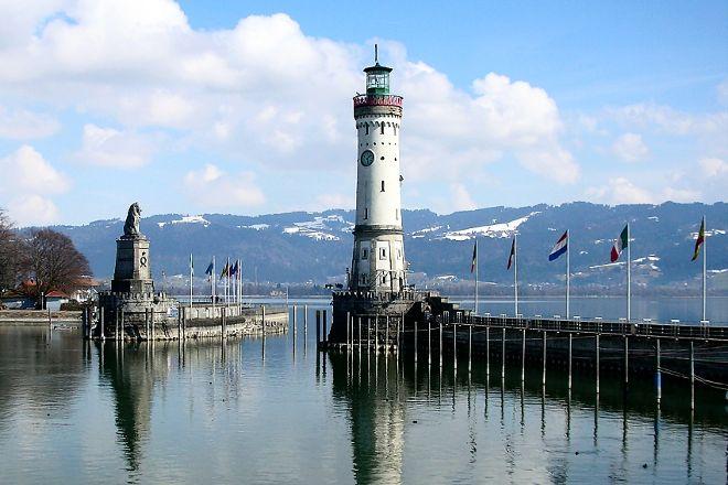 Constance Harbour, Konstanz, Germany