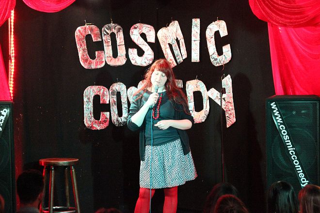 Cosmic Comedy Club Berlin, Berlin, Germany