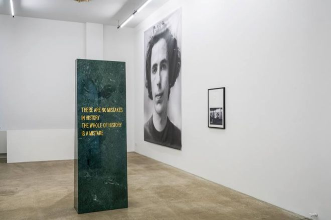 Daniel Marzona Galerie, Berlin, Germany
