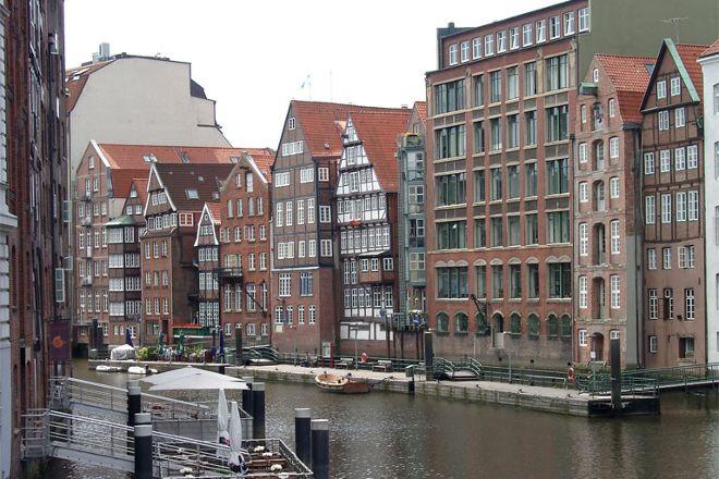 Deichstrasse, Hamburg, Germany